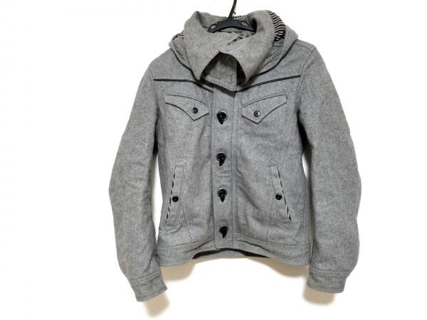 HIDEAWAYS NICOLE(ハイダウェイニコル) コート サイズ46 XL レディース グレー 冬物