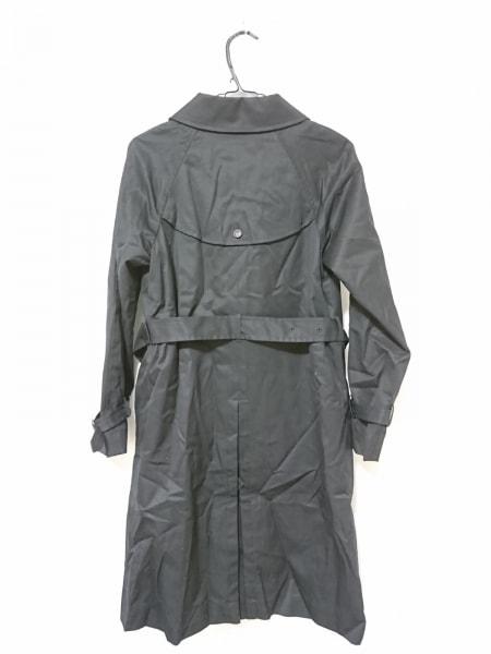 HUMAN WOMAN(ヒューマンウーマン) トレンチコート サイズ2 M レディース 黒 春・秋物