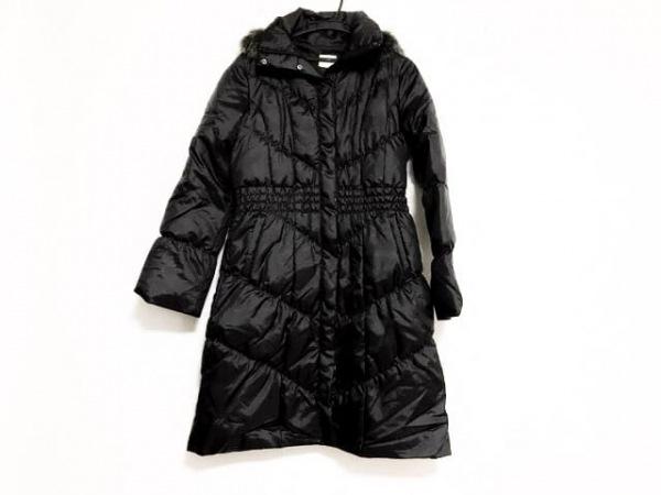 Cara(カーラ) ダウンコート サイズMC レディース美品  黒 冬物