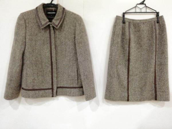 lapine blanche(ラピーヌブランシュ) スカートスーツ サイズ9 M レディース