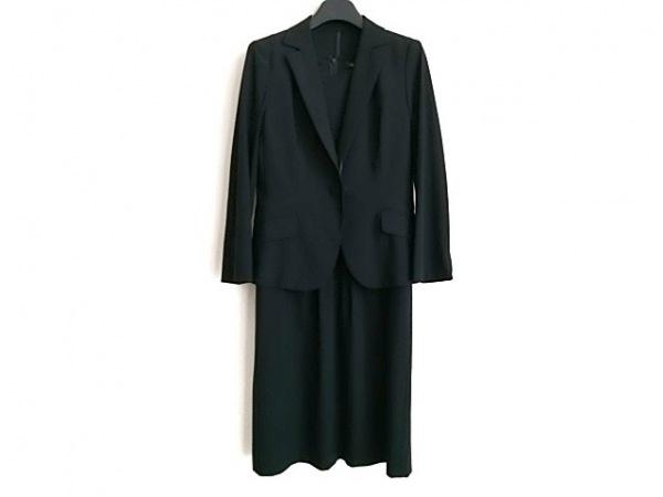 ブリリアントステージ ワンピーススーツ サイズ9 M レディース美品  黒