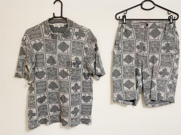 ANGELO GARBASUS(アンジェロガルバス) メンズセットアップ サイズM メンズ 刺繍
