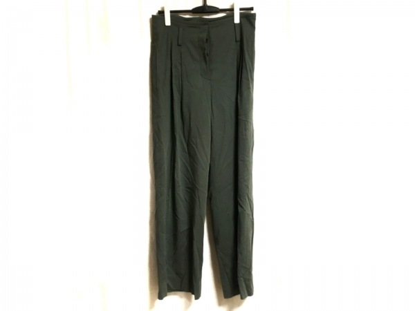 ESTNATION(エストネーション) パンツ サイズ36 S レディース ダークグリーン