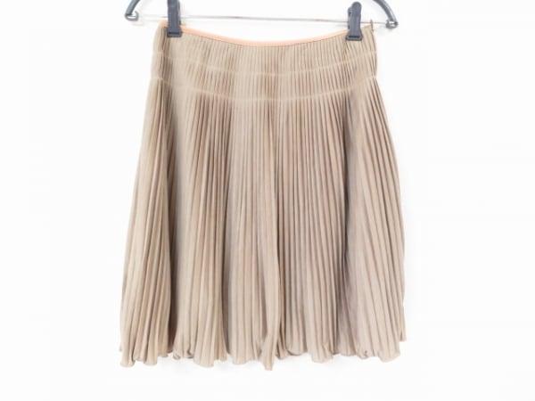 Lois CRAYON(ロイスクレヨン) スカート サイズM レディース ベージュ プリーツ
