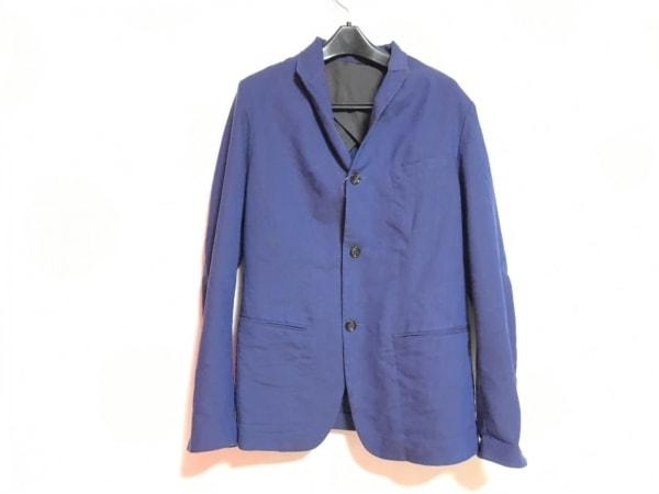 BLUE WORK(ブルーワーク) ジャケット メンズ美品  ネイビー