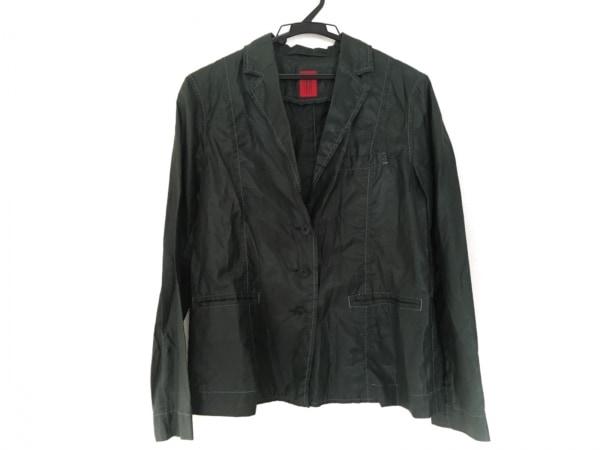 HaaT HeaRT(ハート) ジャケット サイズ2 M レディース カーキ