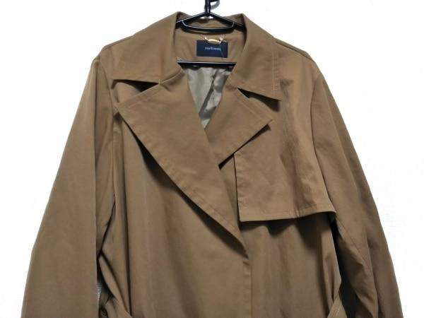 NEW YORKER(ニューヨーカー) コート サイズ21 レディース美品  ブラウン 冬物