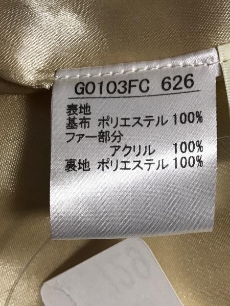 Noela(ノエラ) コート レディース美品  アイボリー 冬物/ショート丈