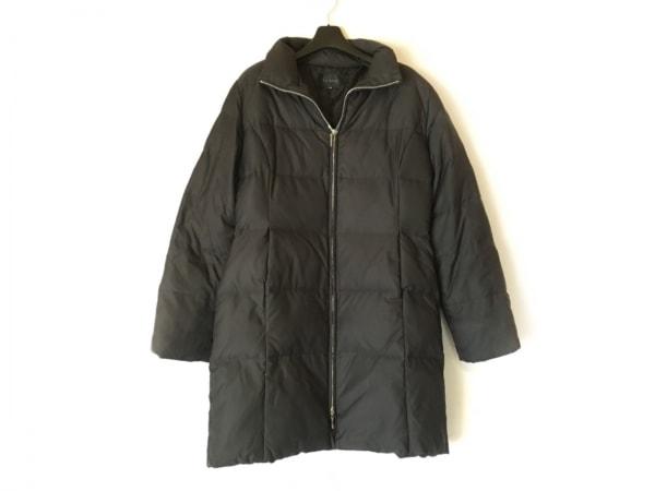 Le souk(ルスーク) ダウンコート サイズ38 M レディース美品  黒 冬物