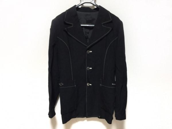 I.S.(アイエス イッセイミヤケ) ジャケット サイズM レディース美品  黒