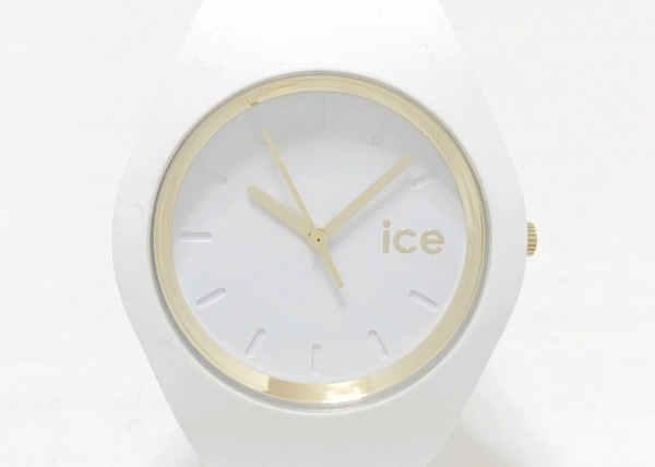 icewatch(アイスウォッチ) 腕時計美品  000917 レディース 白