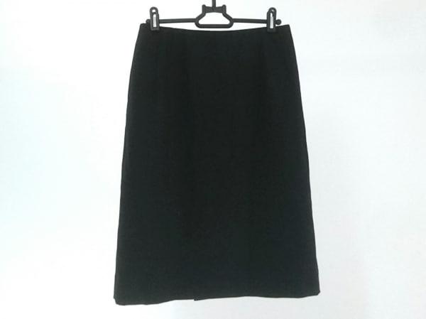 YUKITORII(ユキトリイ) スカート サイズ40 M レディース美品  黒
