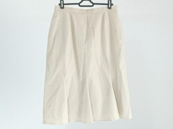 YUKITORII(ユキトリイ) ロングスカート サイズ40 M レディース美品  アイボリー