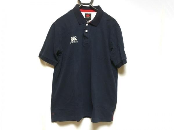 カンタベリーオブニュージーランド 半袖ポロシャツ サイズ3L メンズ美品