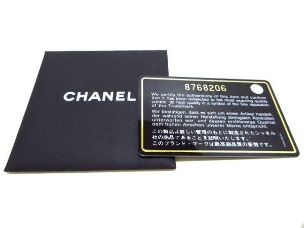 CHANEL(シャネル) ハンドバッグ チョコバー 黒×アイボリー シルバー金具/ミニ