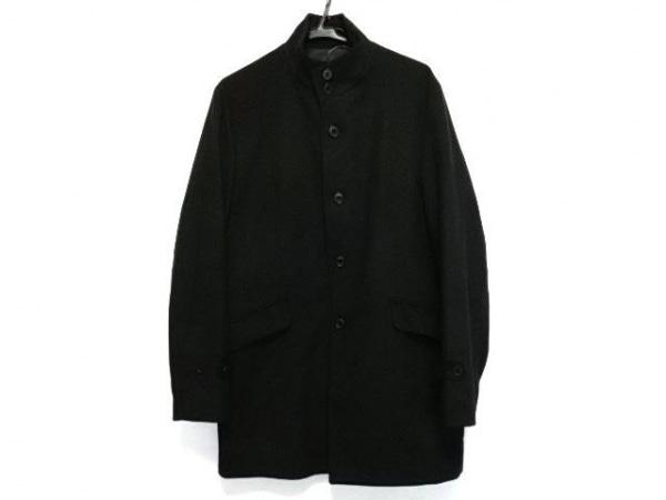 23区 HOMME(ニジュウサンク オム) コート サイズ48 XL メンズ美品  黒 冬物