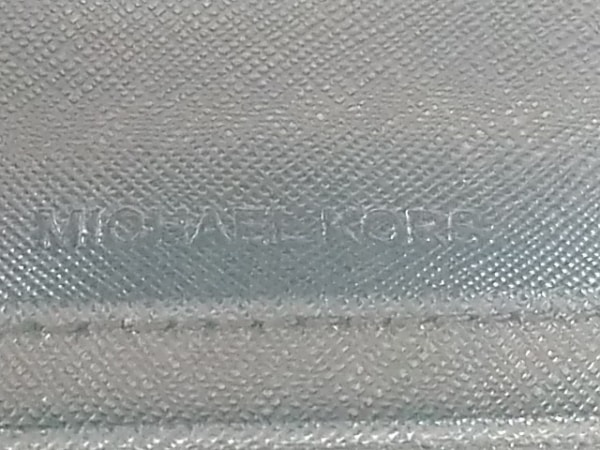 MICHAEL KORS(マイケルコース) 名刺入れ美品  黒 レザー
