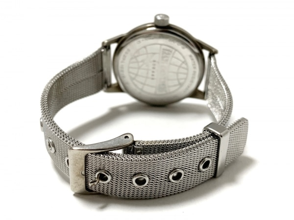 TRANS CONTINENTS(トランスコンチネンス) 腕時計 5537-L15219 メンズ 黒