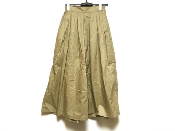 mizuiro  ind(ミズイロインド) パンツ サイズ2 M レディース ベージュ