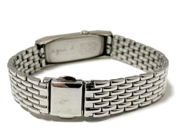 agnes b(アニエスベー) 腕時計 V220-6530 レディース ライトブルー