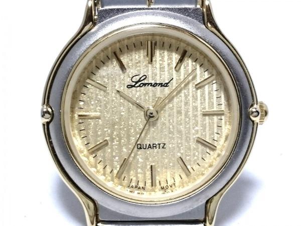 LOMOND(ルモンド) 腕時計 - ボーイズ ゴールド