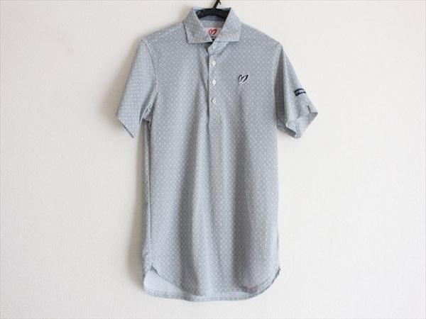 マスターバニーエディション 半袖ポロシャツ サイズ4 XL メンズ美品  総柄