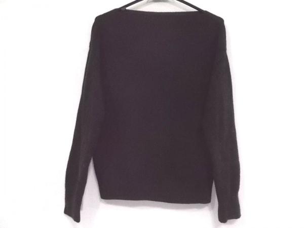 23区(ニジュウサンク) 長袖セーター サイズ38 M レディース カーキ
