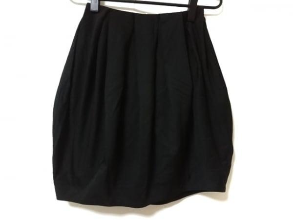 YOKO CHAN(ヨーコ チャン) スカート サイズ36 S レディース美品  黒