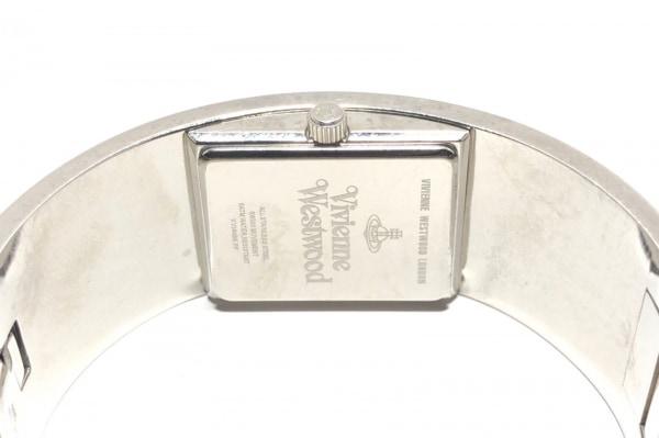 VivienneWestwood(ヴィヴィアン) 腕時計 VV084BKPF レディース 黒×ゴールド