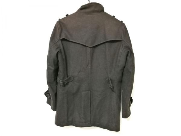 JUN MEN(ジュンメン) コート メンズ ダークブラウン 冬物/ジップアップ