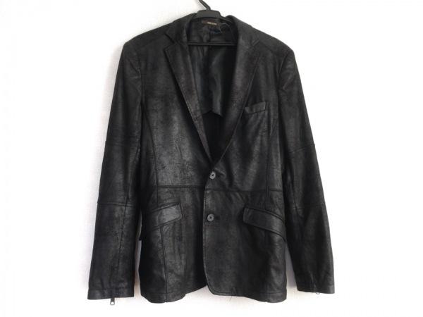 COMME CA MEN(コムサメン) ジャケット サイズM メンズ 黒