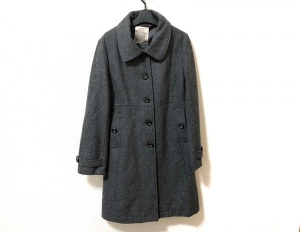 Bou Jeloud(ブージュルード) コート サイズ40 M レディース美品  グレー 冬物
