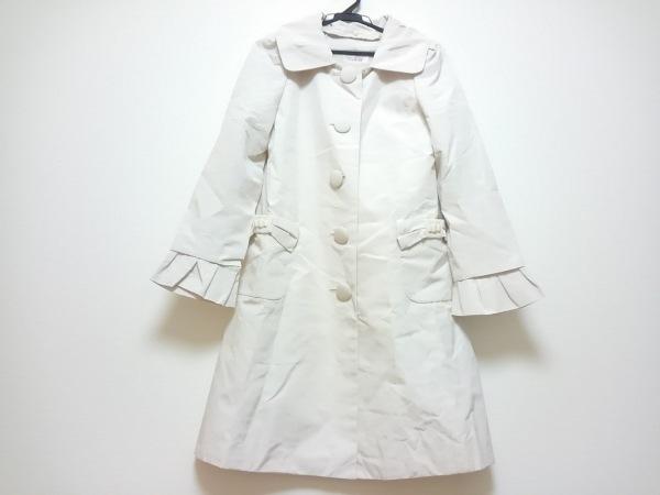 デビュードフィオレ コート レディース アイボリー 春・秋物/by LAISSE PASSE