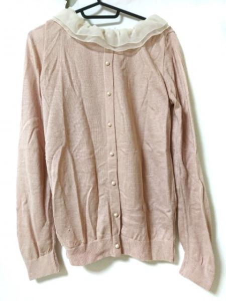 Rirandture(リランドチュール) 長袖セーター サイズ2 M レディース ピンク