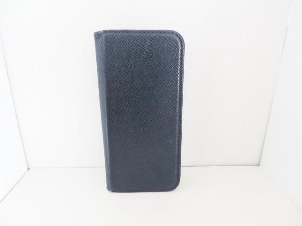 ルイヴィトン 携帯電話ケース タイガ IPHONE6・フォリオ M33020 ブルーオセアン