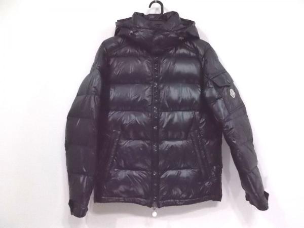 モンクレール ダウンジャケット サイズ0 XS レディース新品同様  - ダークネイビー