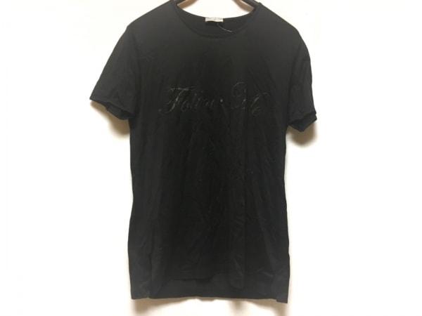 Dior HOMME(ディオールオム) 半袖Tシャツ サイズM メンズ 黒