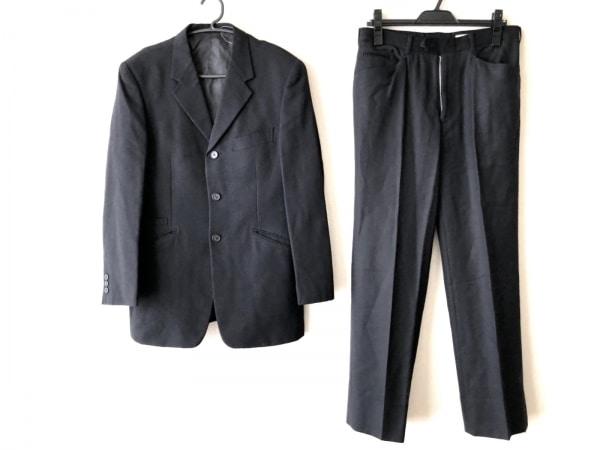 R.Newbold(アールニューボールド) シングルスーツ サイズM メンズ 黒