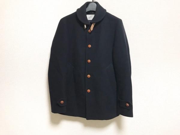 EDIFICE(エディフィス) コート サイズ44 L メンズ美品  黒 冬物