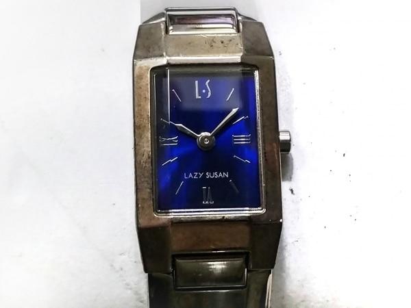 LAZY SUSAN(レイジースーザン) 腕時計 NOEVIR V400-M002 レディース ブルー