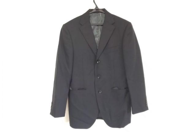 五大陸/gotairiku(ゴタイリク) ジャケット サイズ36 S メンズ美品  黒 ストライプ