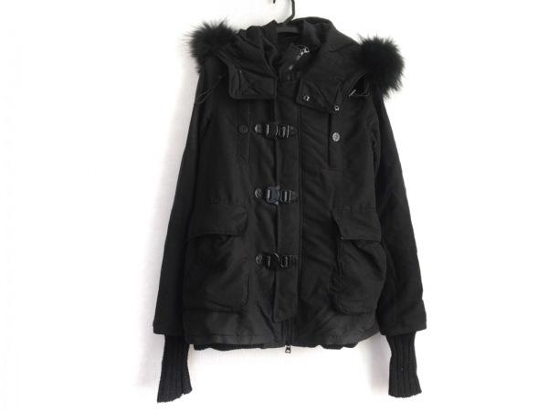 SLY(スライ) コート サイズ2 M レディース 黒 冬物/MILITARY