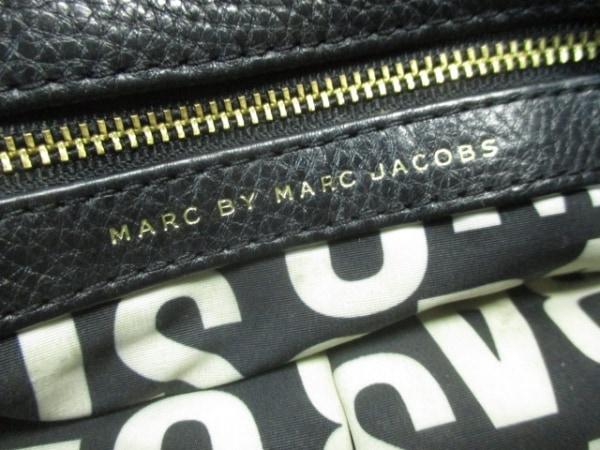 MARC BY MARC JACOBS(マークバイマークジェイコブス) ハンドバッグ - 黒 レザー