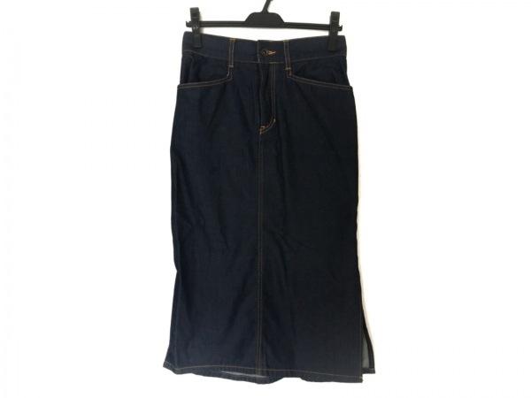 sakayori(サカヨリ) パンツ サイズ36 S レディース ネイビー デニム