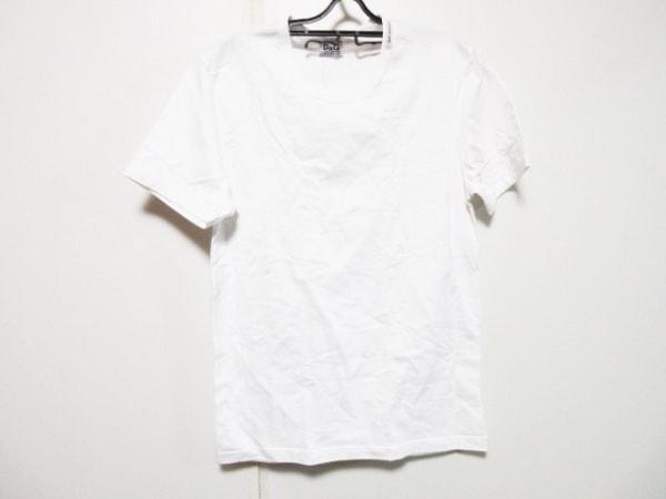 D&G(ディーアンドジー) 半袖Tシャツ メンズ 白 UNDERWEAR