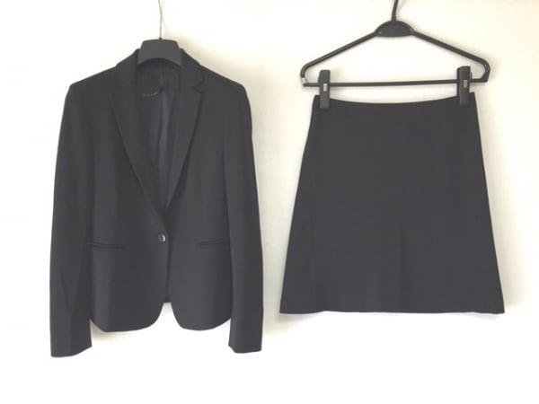 ICB(アイシービー) スカートスーツ サイズ7 S レディース 黒