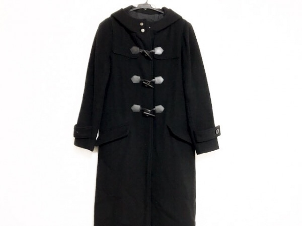 cynical(シニカル) ダッフルコート サイズ02 M レディース美品  黒 冬物