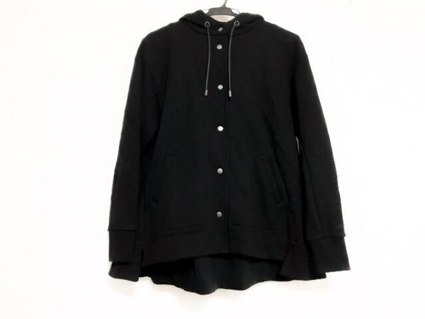 ara・ara(アラ・アラ) コート サイズ2 M レディース美品  黒 春・秋物/ショート丈