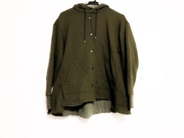 ara・ara(アラ・アラ) コート サイズ2 M レディース美品  カーキ 春・秋物/ショート丈