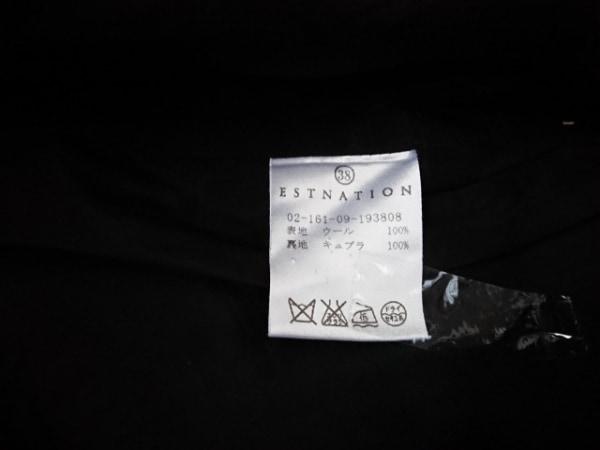 ESTNATION(エストネーション) ミニスカート サイズ38 M レディース 黒